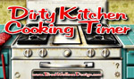 Dirty Kitchen Cooking Timer App
